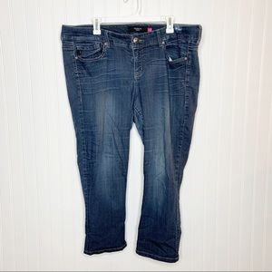 Torrid Denim Dark Wash Jeans Size 20